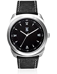 TSX Analog Watch With Leather Strap WATCH-002