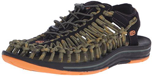 Keen Schuhe UNEEK STRIPES M ORANGE OCHRE/RAYA