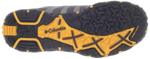 Columbia Peakfreak Endur, Chaussures de sport hommes Gris (Light Grey/Cool Grey)
