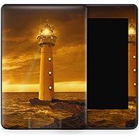 Skins4u Amazon Kindle Voyage Skin Aufkleber Design Schutzfolie Leuchtturm