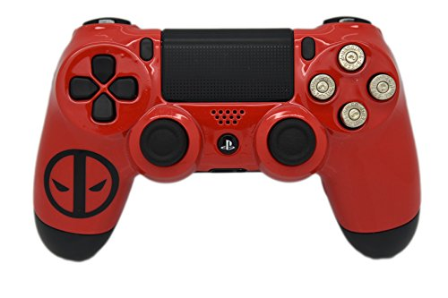 Mr. Pool PS4 Custom Controller/Bullet Knöpfe/un-modded - Custom-ps4-controller