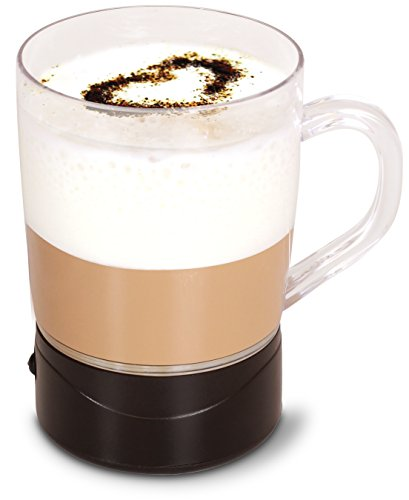 GeschenkIdeen.Haus - Selbstumrührender Becher + Rezepte für köstlichen Kaffee