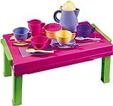 Androni Mini Tavolo con Coffe-Set