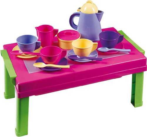 Androni - Mini Tavolo con Coffe-Set