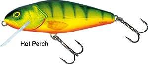 Salmo Perch Wobbler–Jerkbaits per luccio, lucioperca, pesce persico, luccio Esca, per pesca al luccio, Trota Wobbler, barschwobbler, Hot Perch
