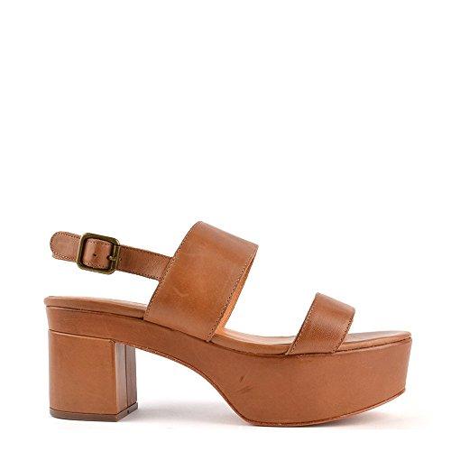 Cynthia Damen Sandalen Nude Leder Bis Schuhe Aus Ash 8x71q56w