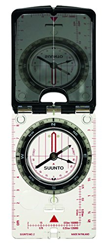Suunto Kompass MC-2 NH Mirror Compass, weiß, one Size
