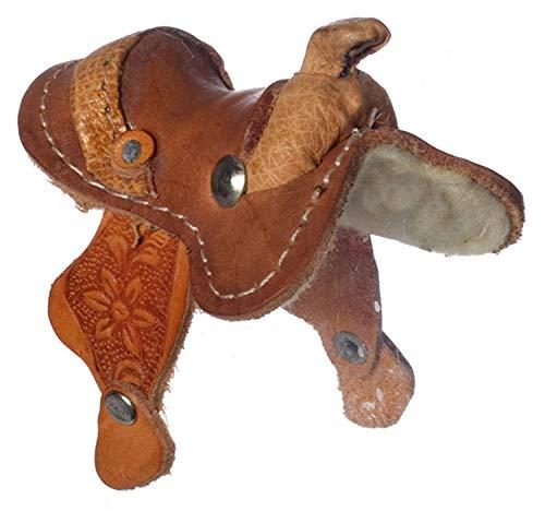 Melody Jane Puppenhaus Western Leder Sattel Miniatur Pferd Stall Reiter Zubehör (Pferd Sättel Western)