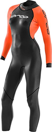 Orca Openwater Core - Vêtements de triathlon - Orange / Noir Taille L 2017