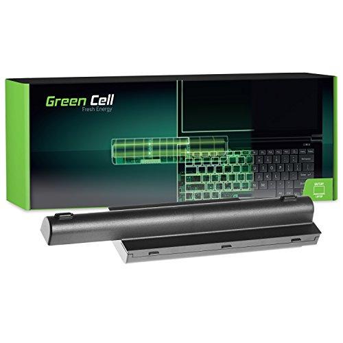 Green Cell Extended Serie Laptop Akku für Acer Aspire 7736ZG-454G32MN 7736ZG-454G50MNBK 7738 7738G 7738G-6006 7738G-654G50MN 7738G-654G64MN 7738G-664G100MN 7738G-664G32BN 7738G-664G32MN 7738G-664G50MN 7738G-664G64MN 7738G-6719 7738G-734G32MN 7738G-734G50MN 7738G-744G32MN 7738G-754G50MN 7738G-904G100BI 8800mAh