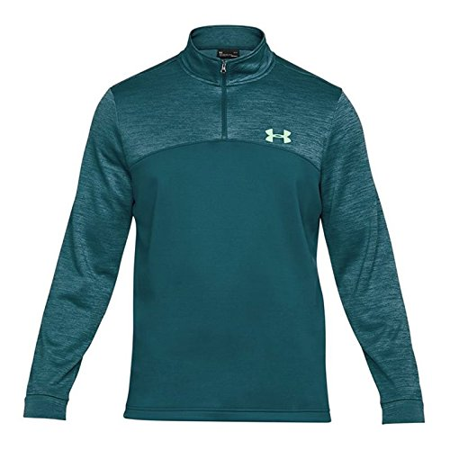 Under Armour Men Fleece 1/4 Zip Warm-up Top