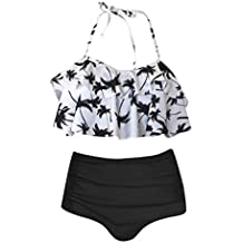 Luckycat Bikini Push Up Mujer Playa Brasileño Sexy Trajes de baño Mujer Dos Piezas 2019 Bañador