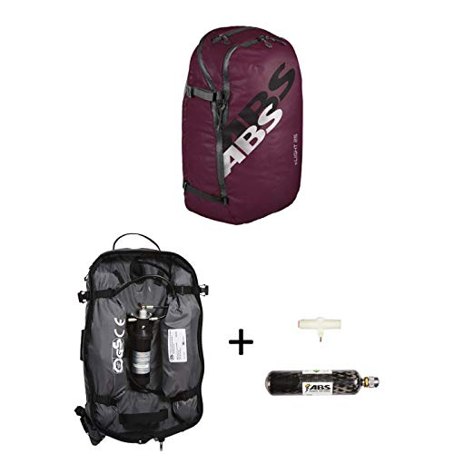 Unbekannt ABS s.Light Compact Zip-On 30l Canadian Violet 2018 Lawinenrucksack