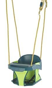 Tp altalena con seggiolino in plastica per bambini da 6 for Altalena amazon