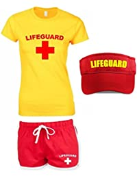 Direct 23 Ltd Lifeguard Ladies Outfit