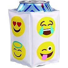 Vin Bouquet FIE 214 - Funda enfriadora latas emoticonos