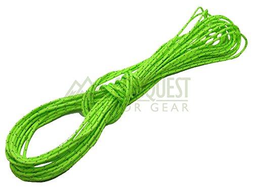 Ultra Light 2mm Dyneema-reflektierend Zelt Guy Guide Seil-alle Längen-200kg Bruchlast-geeignet für Segeln, Jolle, Yachting, Cruising, Racing, Kite Surfen -