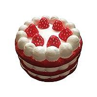 Squishy Stress Toys Slow Rising Birthday Cake