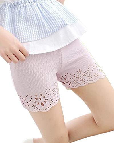 Quge Pantalones Cortos Mujer Corto Falda Bajo Pantalones