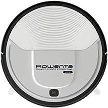 Rowenta Smart Force Essential Aqua RR6976 - Aspirateur robot 2 en 1, aspirants et nettoyants, avec capteurs anti-chute, batterie lithium-ion avec une autonomie de 150 minutes (Reconditionné)
