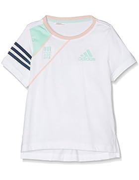 adidas Mädchen Adigirl Cotton T-Shirt