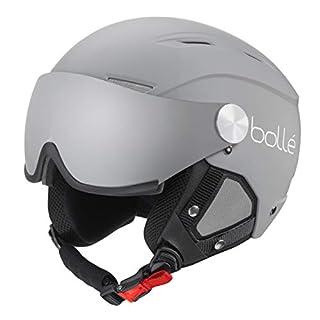 Bollé Backline Visor Skihelme Grey Unisex-Erwachsene 59-61 cm