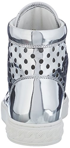 Casadei 2x9, Sneakers basses femme Silber (Argento)