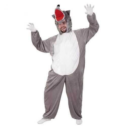 �sch Overall mit Kapuze Gr XXL (Böse Tanz Kostüme)