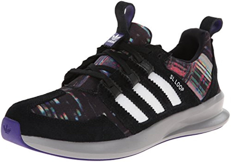 Adidas Super Light Loop Runner Runner Runner Black Multi Womens Trainers 6 UK 452e3a