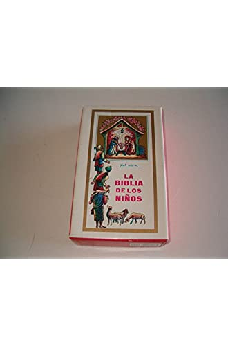 Biblia De Los Niños, La.obra Completa