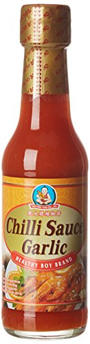 Healthy Boy Sauce de Piment/Ail 250 g - Lot de 3