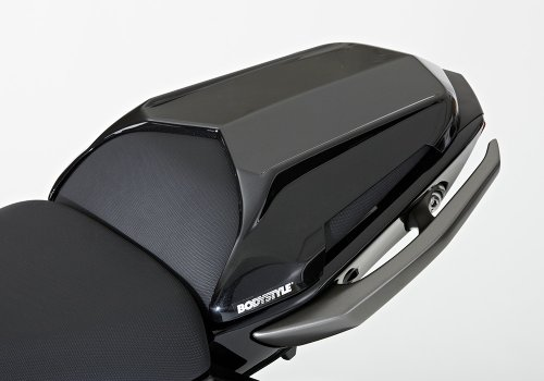 Soziusabdeckung Bodystyle Kawasaki ER-6n 12-16 schwarz
