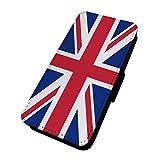 Aufklappbare Smartphone-Hülle, Motiv: Union-Jack-Flagge Apple iPhone 6/6S
