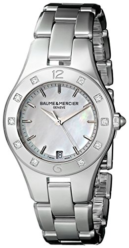 baume-et-mercier-linea-mother-of-pearl-stainless-steel-mens-watch-moa10071