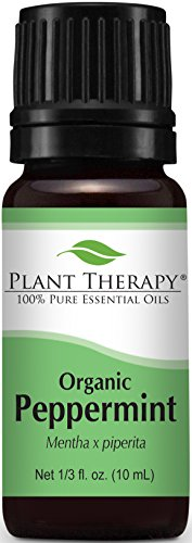 USDA-Certified-Organic-Peppermint-Essential-Oil-10-ml-100-Pure-Undiluted-Therapeutic-Grade-by-Plant-Therapy-Essential-Oils