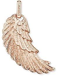 Ángel rufer colgante alas rosévergoldet
