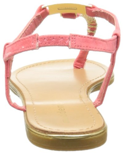 Madden Girl Dress adoucis Sandal Coral Fabric
