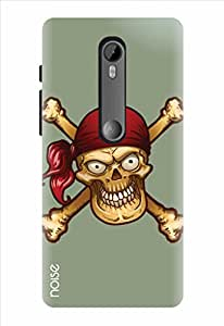 Noise The Pirates Grill Printed Cover for Motorola Moto G3 (3Rd Gen)/ Moto G Turbo Edition