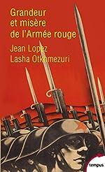 Grandeur et misère de l'Armée rouge de Lasha OTKHMEZURI