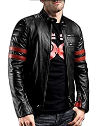 Amazon In Leather Winterwear Boys Clothing Accessories