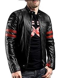 Leather Men s Winterwear  Buy Leather Men s Winterwear online at ... b8d7b93330