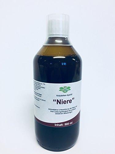 Nieren Tee Konzentrat zur Unterstützung der Nierenfunktion - Erhöhung der Leistungsbereitschaft -...