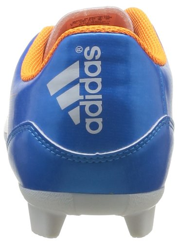 adidas Performance  F5 TRX FG,  Scarpe da calcio uomo Bleu (Blesol/Blanc/Solzes)