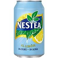 Nestea - Bebida refrescante de limón - 330 ml - [pack de 12]