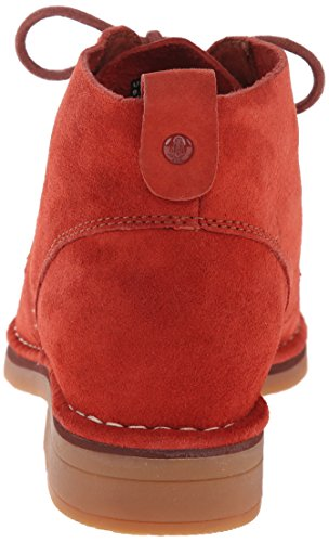 Hush Puppies  Cyra Catelyn,  Stivali Donna Arancione (Orange (Dk Orange))