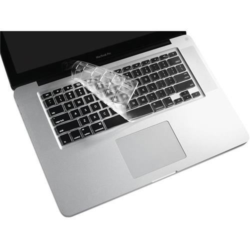 Moshi ClearGuard MB Schutzfolie für MacBook Tastatur (Europäische Konfiguration) - Transparent