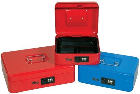 Cassetta portavalori a combinazione variabile