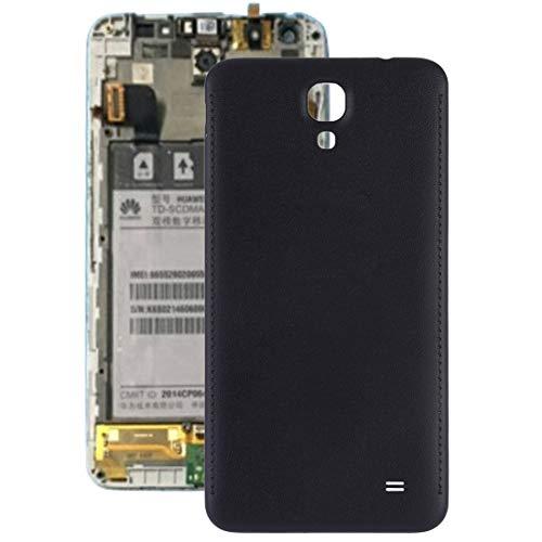 for Phone Cover Ersatz Handy Akku Back Cover for Galaxy Mega 2 SM-G750A (Schwarz) (Color : Black) (Handy Cover Galaxy Mega 2)