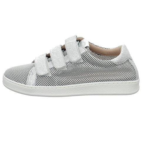 Donna Carolina 434 Sneaker Argento