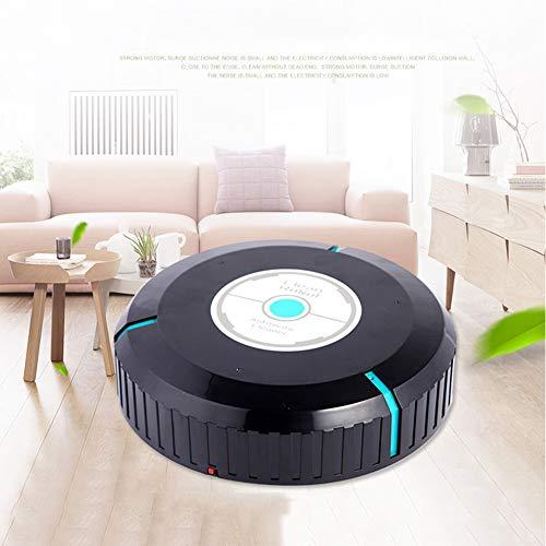WSN Inicio automático del Robot Limpiador